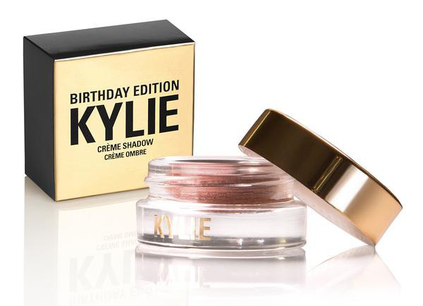 Kylie Cosmetics Birthday Edition Rose Gold Crème Shadow