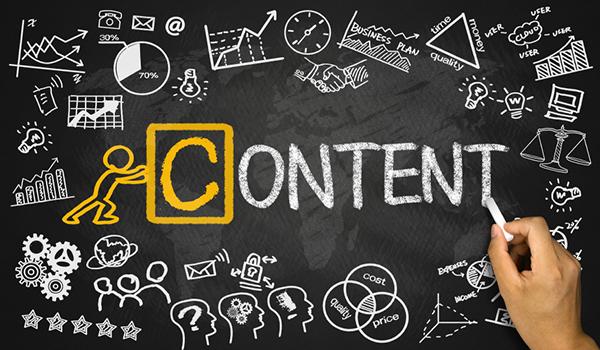 content fanpage