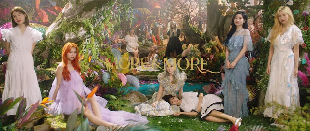 Twice More and More MV Teaser
