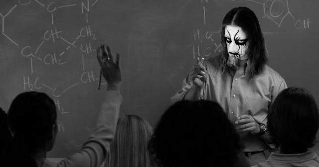 Curso universitario de Heavy Metal