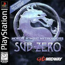 Mortal Kombat Mythologies - Sub Zero - PS1 - ISOs Download