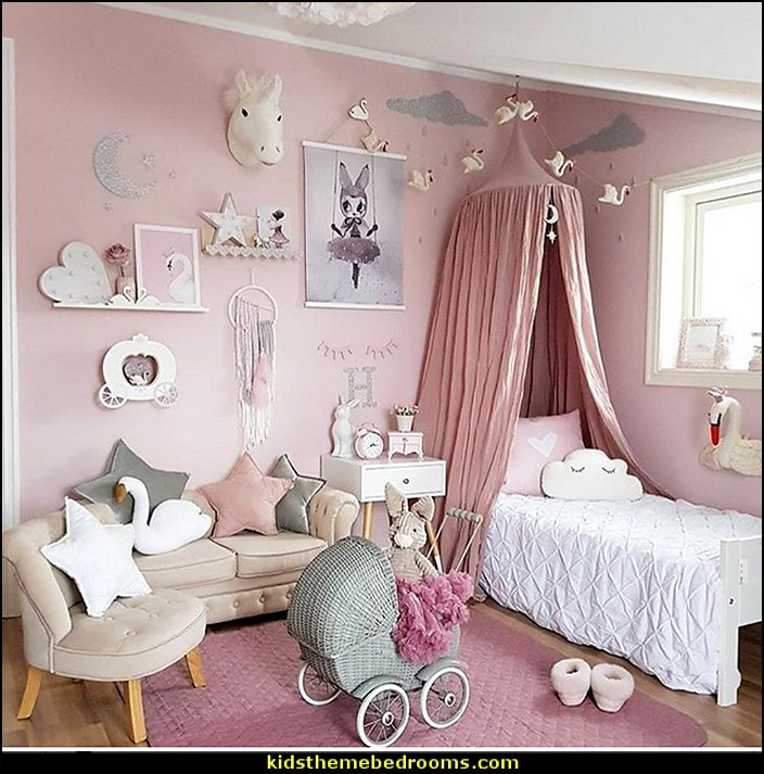 girls bedrooms - girls theme bedroom decorating ideas - girl preteen bedroom  ideas - girls bedroom