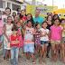 Secretário de Juventude e Trabalho, Neto Andrade, participou nesta quinta-feira dia 12, na COHAB I, da festividade do dia das crianças!
