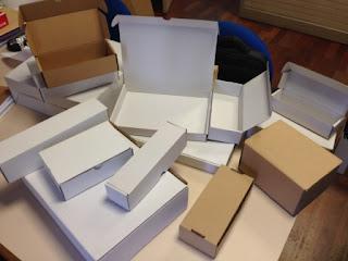 cajas pequeñas