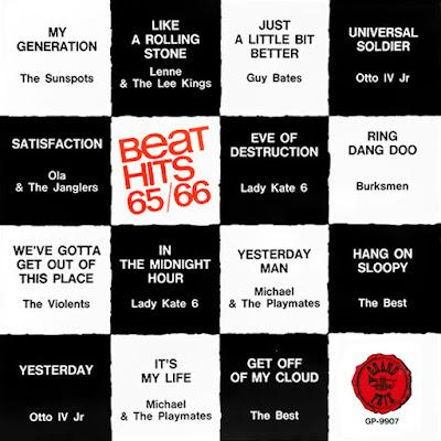 VA  – Beat Hits 65/66