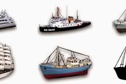 Macam-Macam Kapal dan Jenis Kapal di Laut