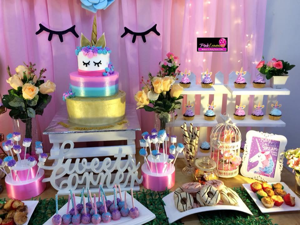Pink Lemonade Balloons And Party Favors Cebu Unicorn