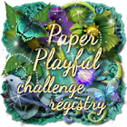 Papercraft Challenge Listings