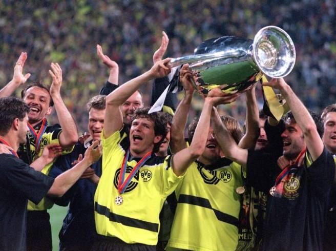 Боруссия дортмунд 1997 г