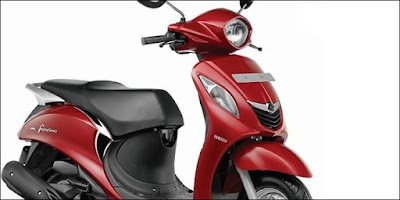 All New Yamaha Fascino hd wallpaper