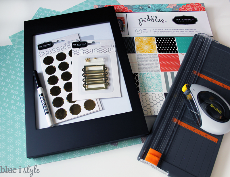 Dry Erase Memo Board Supplies