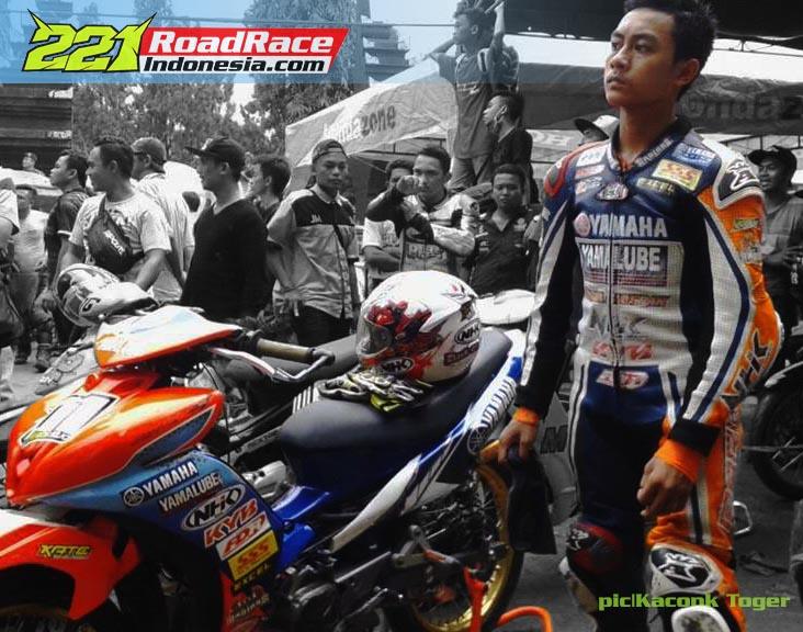 """Mengungkap Jati Diri Pasukan Baru Yamaha Putra Anugrah """"Feroz Kuncir"""""""