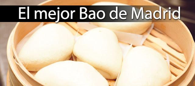Mejores Bao Madrid