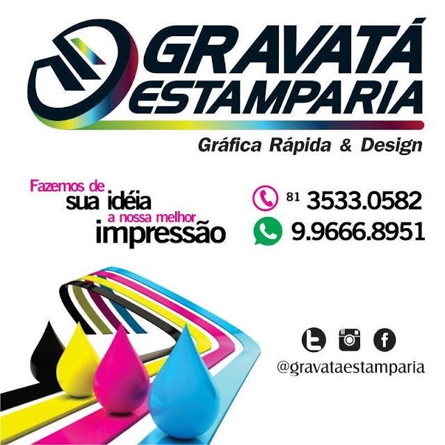 Gravatá Estamparia
