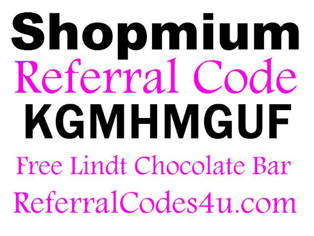 Shopmium Referral Code, Shopmium Promo Code, Shopmium Bonus Code