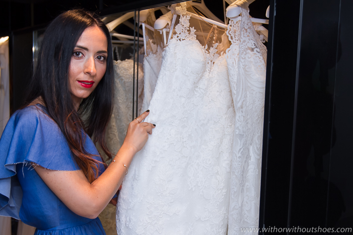 Escoger traje de boda
