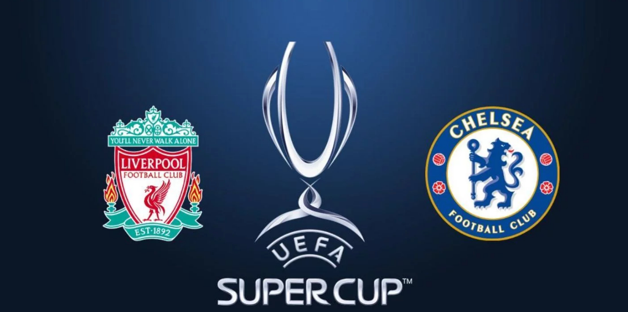 LIVERPOOL CHELSEA Streaming Gratis in chiaro su Canale 5 | Supercoppa UEFA.