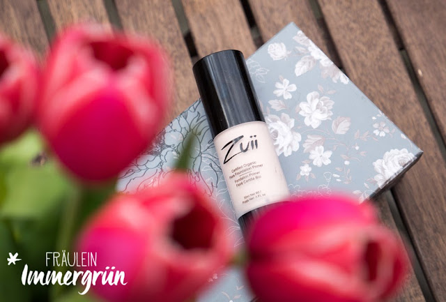 Certified Organic Flora Colour Corrective Primer Apricot Zuii