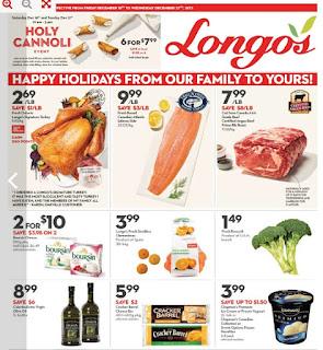 Longos Weekly Flyer December 15 – 21, 2017
