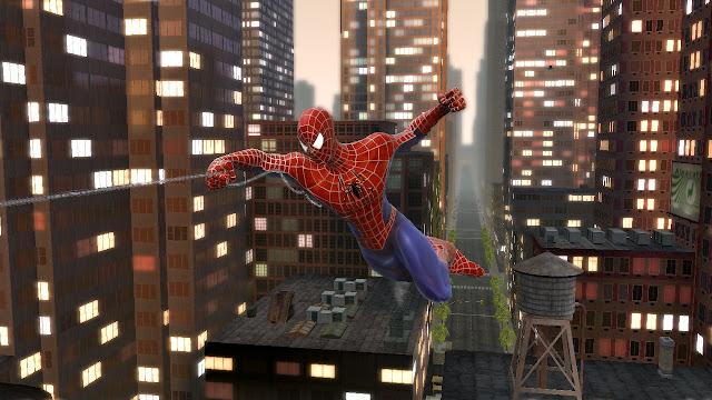 Spider Man 3 PC Full Version Screenshot 2