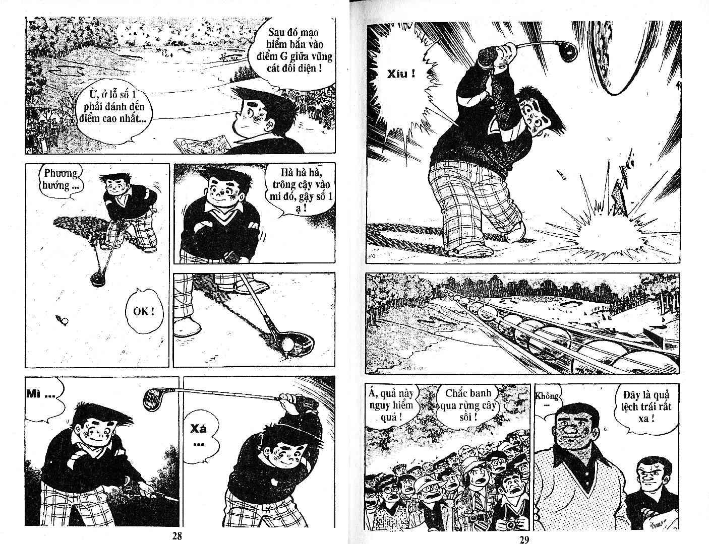 Ashita Tenki ni Naare chapter 28 trang 13