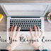 "Are You ""Blogger"" Enough?"