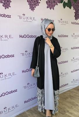 Le meilleur style Abaya Simple 2019