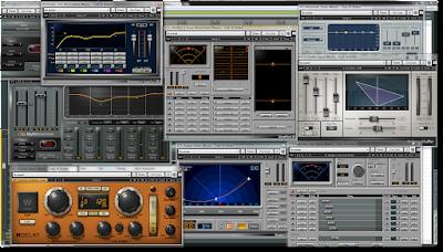 Pacote de plugins para áudio e sound forge 18/04/2016