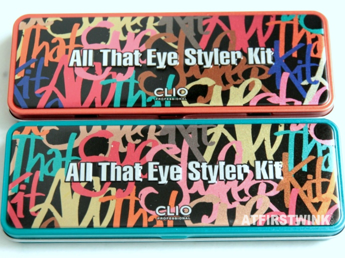 Clio All that eye styler kits