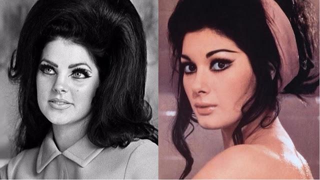 anos 60 maquiagem