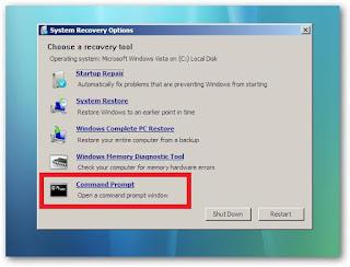 Cara Mengatasi Komputer Yang Tidak Mau Booting