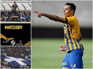 MATCHDAY: ΑΠΟΕΛ -  FC Astana «Έτοιμος για τη νέα πρόκληση»