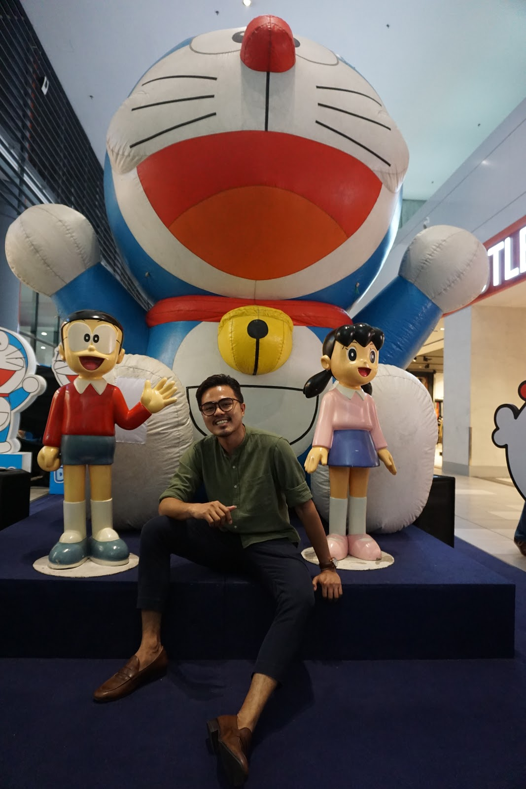 DORAEMON POP UP STORE, KLIA2, GATEWAY KLIA2,