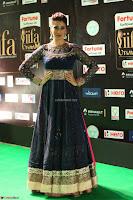 Raai Laxmi in Beautiful Backless Designer Anarkali Gown at IIFA Utsavam Awards 2017  Day 2  Exclusive 63.JPG
