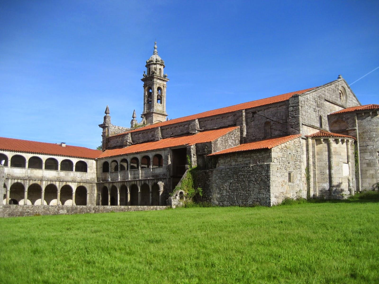 Monasterio cisterciense de Xunqueira de Espadanedo