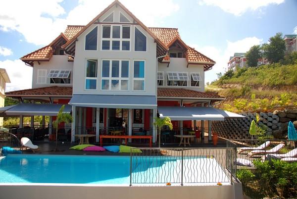 Locations de vacances, Villas Martinique