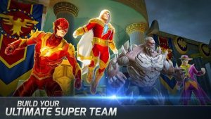 Download DC Comics Legends MOD APK 1.21 Android Terbaru
