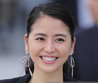 Masami Nagasawa Artis Jepang Paling Cantik dan Seksi