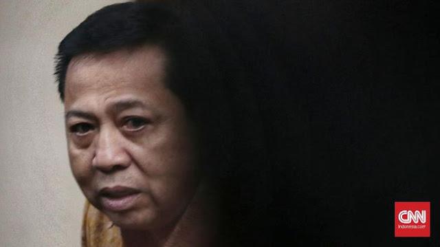 Novanto Mengaku Ada Aliran Dana ke Rapimnas PDIP