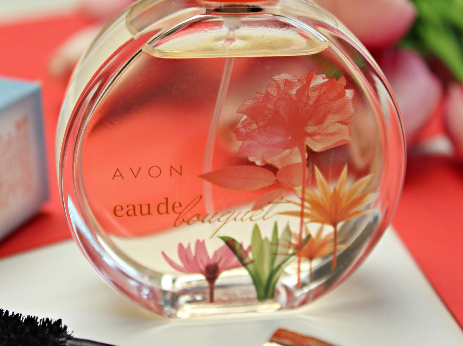 Woda toaletowa Eau de Bouquet - Avon