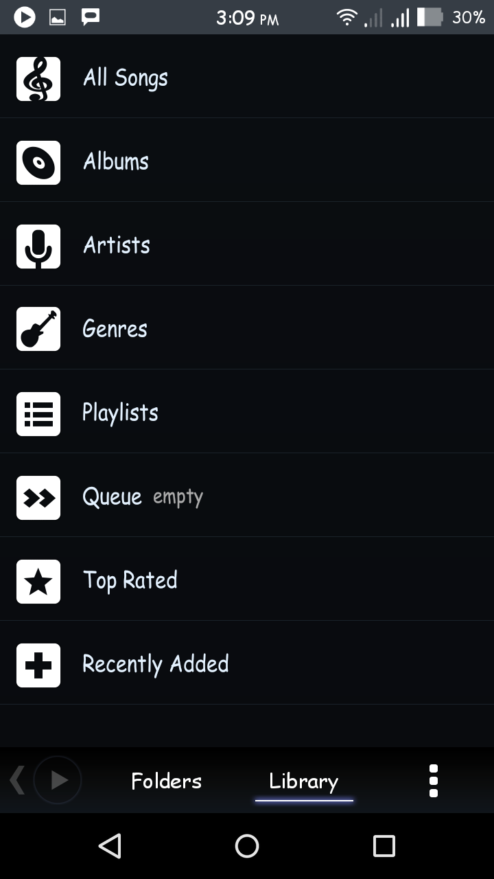 Player for Android PowerAmp. Unlock full version and useful tips 91