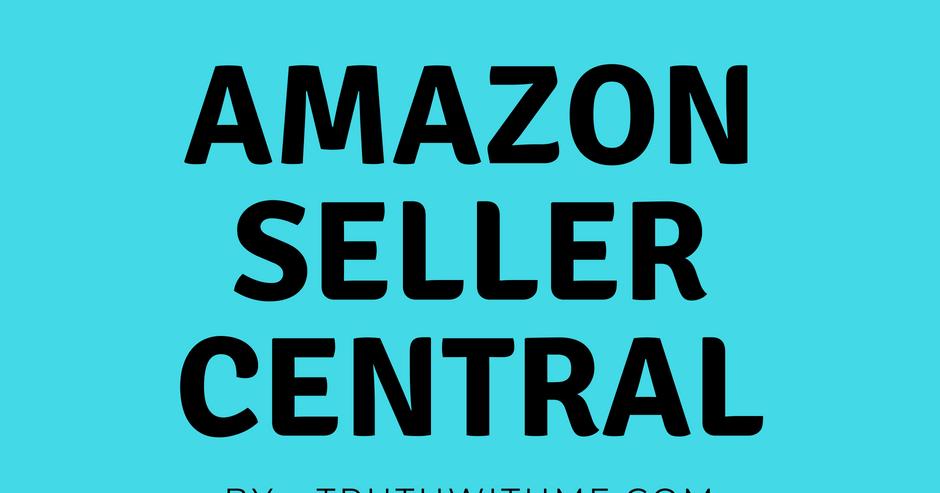 amazon seller central account anlegen