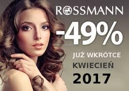 Wielka promocja w Rossmannie-Co warto kupić oraz przypomnienie o rozdaniu