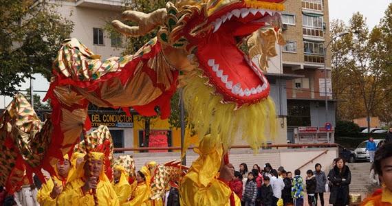 programa de fiestas en usera por a o nuevo chino 2017