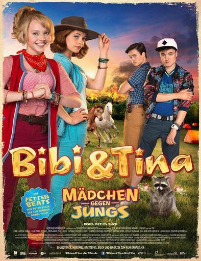 Ver Bibi & Tina: Mädchen gegen Jungs (2016) Online