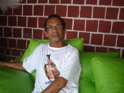 ANTONIO RIVALDO DE ARAÚJO: Carnavalesco itabaianense dá nome a prêmio que homenageia blocos e troças tradicionais.