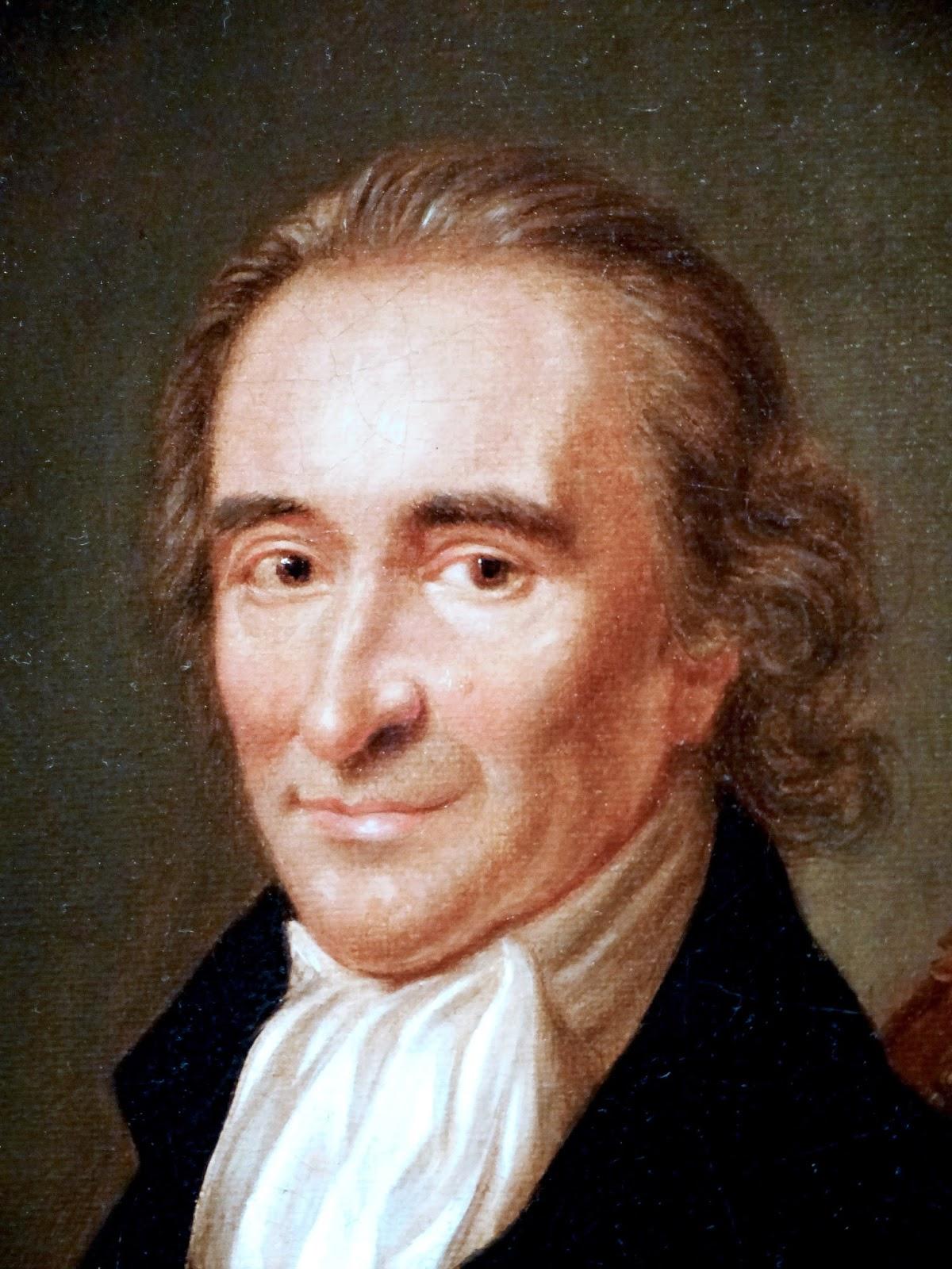 The Portrait Gallery Thomas Paine