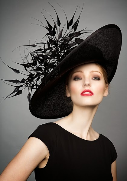 ByElisabethNL  FASHION  Elegant   Stylish hat designs by Rachel ... f7fb1288492