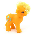 My Little Pony Baby Leafy Year Seven Baby Pony and Pretty Pal G1 Pony