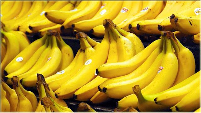 gambar wallpaper buah pisang